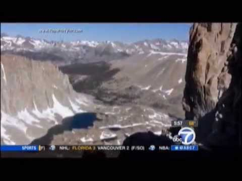 Tyler Armstrong - ABC News Segment before Aconcagua