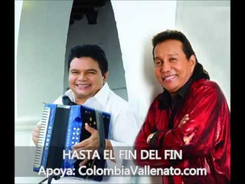 Letra Hasta el Fin del Fin Diomedes Diaz