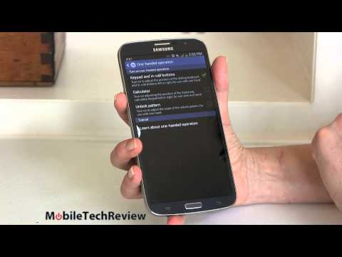 mega - Lisa Gade reviews the Samsung Galaxy Mega 6.3 on AT&T. This is a 6.3