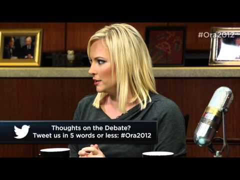 Presidential Debate #2 Post Show (Part 1) | Ora 2012 With Larry King