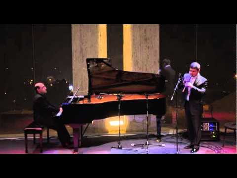 Armen Babakhanyan & Jivan Gasparyan Jr. Perform in the Cafesjian Classical Music Series