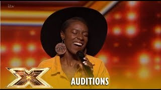 Video Shan: Incredible Singer PICKS The HARDEST Song And Blows Simon Cowell AWAY! | The X Factor UK 2018 MP3, 3GP, MP4, WEBM, AVI, FLV Juni 2019