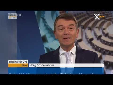 Landtagswahlen: Landtagswahl Mecklenburg-Vorpommern - Jörg Schönenborn zu den Ergebnissen am 04.09.2016
