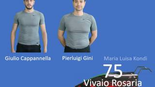 #vaporetti2017 Equipaggio N°75 Vivaio Rosaria