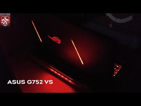 Вся правда о ASUS G752VS