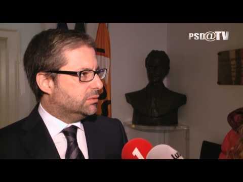 Marco António Costa - Reunião CIP