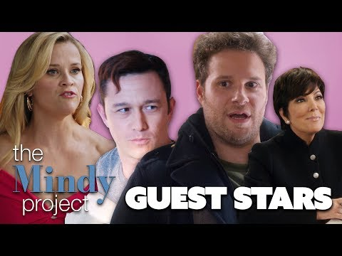 The Greatest GUEST STARS | The Mindy Project | Comedy Bites