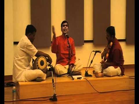 Kalyani Raga Alapana