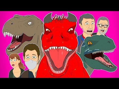 ♪ JURASSIC WORLD CORONAVIRUS THE MUSICAL - Animated Song