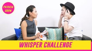 Video Whisper Challenge w/ Andy Yanata | PATRICIA GOUW (Bahasa Indonesia) MP3, 3GP, MP4, WEBM, AVI, FLV November 2018