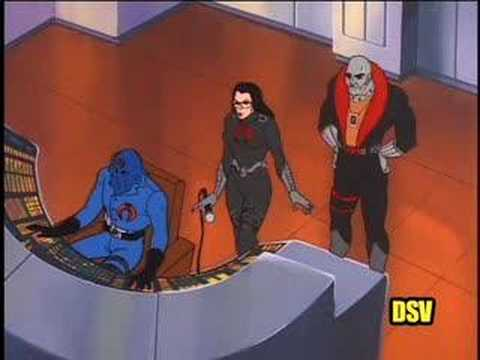 GI JOE - Cold Slither