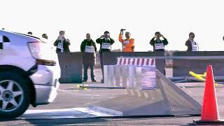 トライ・ユーと白石ゴム、暴走車防ぐバリケード開発 屋外催事で採用(動画あり)