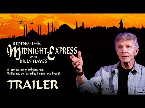 Rding the Midnight Express trailer
