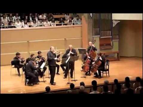 i Solisti di Perugia - Concerto in Re minore per violino e oboe BWV 1060 di J.S.Bach - 1. Allegro