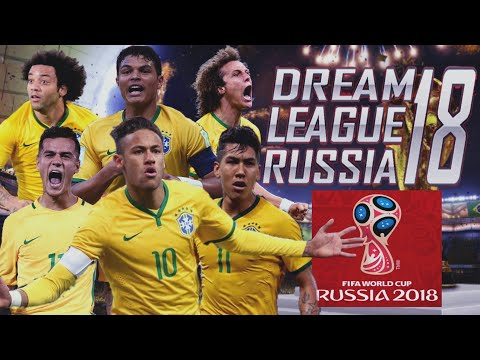 Cara Instal Dream League Soccer Mod Piala Dunia Rusia 2018 | FIFA World Cup Russia 2018