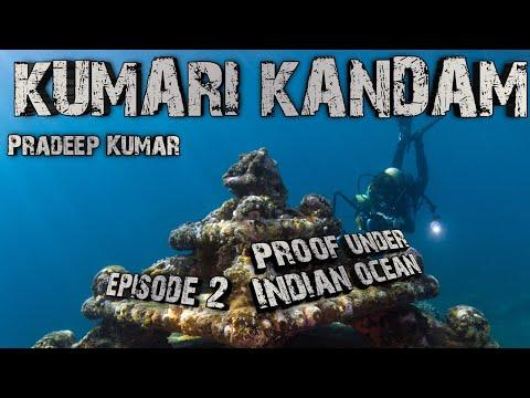 Kumari Kandam Proof Under Indian Ocean | EPISODE 2 | Based on Research Work | Pradeep Kumar