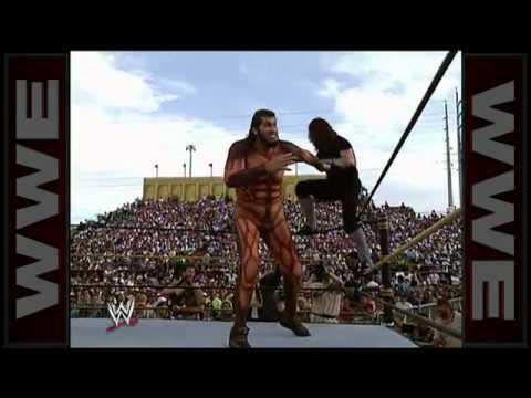 Video The Undertaker vs Giant Gonzalez at Wrestlemania IX 720p HD download in MP3, 3GP, MP4, WEBM, AVI, FLV January 2017