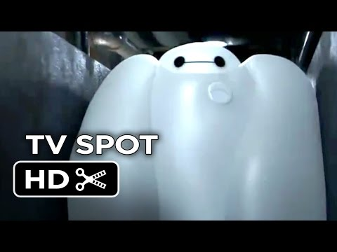 hero - Subscribe to TRAILERS: http://bit.ly/sxaw6h Subscribe to COMING SOON: http://bit.ly/H2vZUn Like us on FACEBOOK: http://goo.gl/dHs73 Follow us on TWITTER: http://bit.ly/1ghOWmt Big Hero 6 TV...
