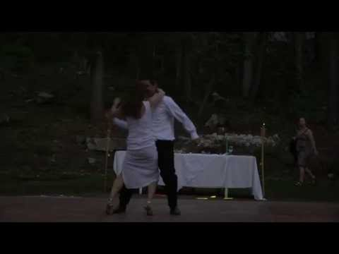 sibbitt's sexy tango country swing cumbia salsa wedding dance 2010
