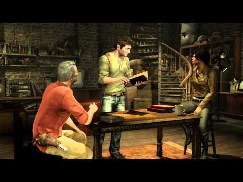 playstation3 - Uncharted 3: Drake's Deception -- E3 2011 Preview - http://blog.eu.playstation.com/2011/06/07/uncharted-3-drakes-deception-e3-2011-preview/ NGP Becomes PlayS...