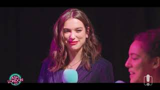 Video Dua Lipa - New Rules and IDGAF (Acoustic) + Interview on Ash London Live [HD] MP3, 3GP, MP4, WEBM, AVI, FLV Maret 2019