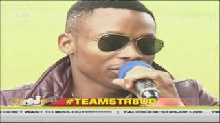 Str8up 28th May 2016: Otile Brown