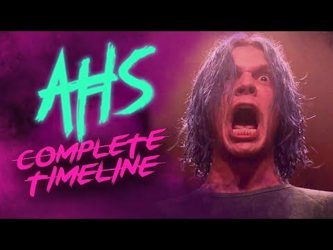 The Complete American Horror Story Timeline | Season 1 to Season 9 (All Seasons)