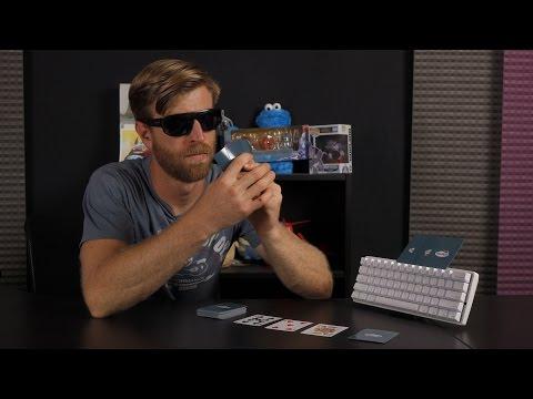 Vortex Poker 3 (Pok3r) Mechanical Keyboard: Overview (видео)