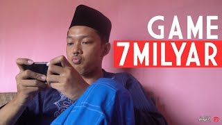Video GAME 7 MILYAR! MP3, 3GP, MP4, WEBM, AVI, FLV Oktober 2017