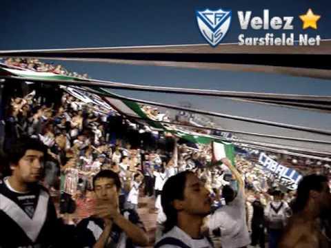 Video - Colón 2-4 Vélez [Clausura 2009] 1/3 - La Pandilla de Liniers - Vélez Sarsfield - Argentina