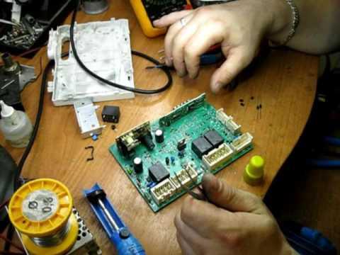 Стиральная машина индезит не включается ремонт