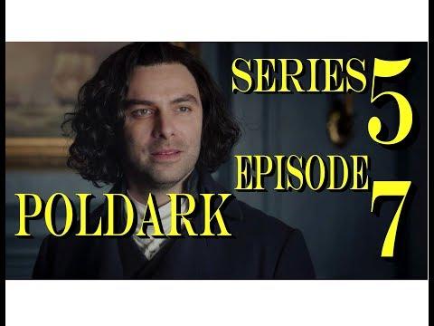 POLDARK Series 5 Episode 7 RECAP | PoldarkDish | UK Version