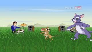 Farmer in the Dell - English Nursery Rhymes - English Cartoon Nursery Rhymes