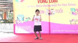 Shock bé gái 7 tuổi nhảy Roly Poly cực cute 1