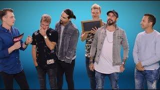 Video How Well Do The Backstreet Boys Know Each Other? | Radio Disney MP3, 3GP, MP4, WEBM, AVI, FLV Agustus 2019