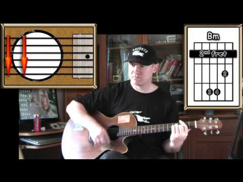 Love Will Tear Us Apart – Joy Division – Acoustic Guitar Lesson (easy-ish)