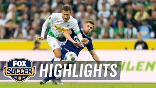 Borussia Monchengladbach vs. FC Schalke 04 | 2019 Bundesliga Highlights by FOX Soccer