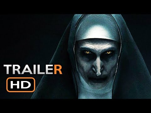 The Nun Official Trailer #1 (2018) Horror Movie HD
