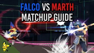 Falco vs. Marth Matchup Guide – Super Smash Bros. Melee