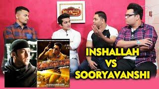 Video INSHALLAH Vs Akshay's Sooryavanshi | किसकी होगी जीत?  Salman Khan Fans का Reaction | Awam Ki Awaz MP3, 3GP, MP4, WEBM, AVI, FLV Maret 2019
