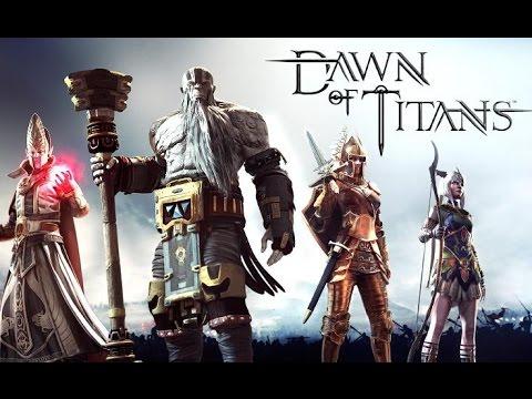 Dawn of Titans -Отличная стратегия в реальном времени на Android