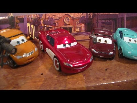 Full 2015 Lost and Found Series, New Disney Pixar Cars Diecast Review!