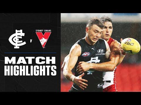 Carlton v Sydney Highlights | Round 16, 2020 | AFL