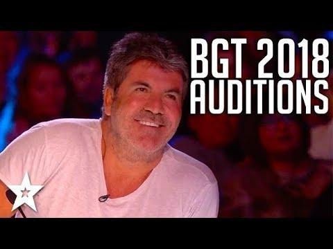 Britain's Got Talent 2018 | WEEK 1 Auditions | Got Talent Global - Thời lượng: 33:13.