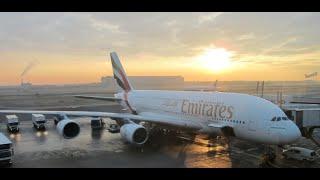 Vlog 94: EMIRATES A380 EMERGENCY LANDING??!
