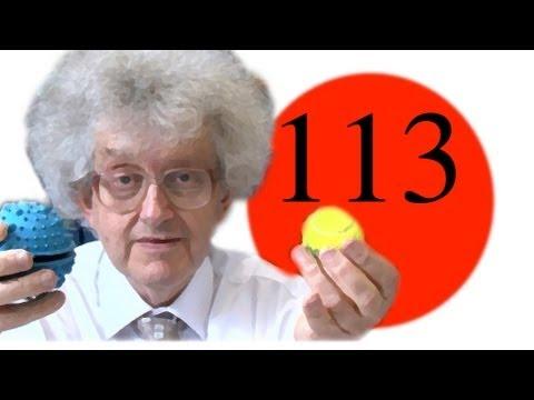 Japanische Entdeckung von Element 113 - Periodensystem Videos