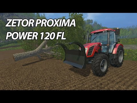Zetor Proxima Power 120 FL v1