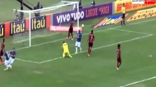 Cruzeiro 3 x 0 Flamengo - Narração: Osvaldo Reis ( Rádio Globo ) Brasileirão - 01/06/2014