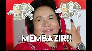 Video 5 First Lady Yang Kuat Membazir #KupiKupiFakta MP3, 3GP, MP4, WEBM, AVI, FLV Juli 2018