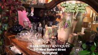 Backstreet Antiques in Springfield 11 2013